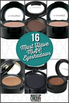 The best MAC eyeshadow colors that you need to buy