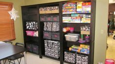 Keep your classroom clutter-free and looking great!