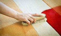Como limpiar alfombras - http://www.sumateadarvida.com.ar/como-limpiar-alfombras/