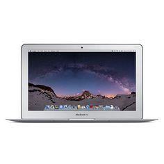 Apple® MacBook Air® OS X® Mavericks 1.6GHz 128GB 11.6' Notebook - Refurbished at 40% Savings off Retail!