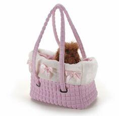 Eh Gia Sleeping Bag Pink Hondendraagtas
