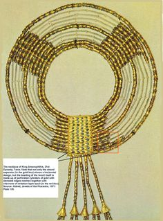 Amenophthis-21st-Dyn-Tanis-necklace