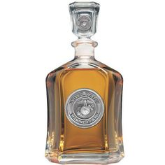 Marine Corps Capitol Decanter >>> More info could be found at the image url.