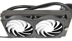 Swiftech H220 - pogromca coolerów CPU ;)