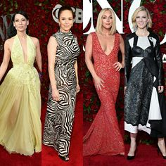 #LucyLiu, #DianeLane, #Janekrakowski  e #CateBlanchett maravilhosas no #TonyAwards2016 ( Getty) • • • • • • • • • • • • • • • • • • • • • • • • • • • • • #LucyLiu, #DianeLane, #Janekrakowski and #CateBlanchett wonderful at #TonyAwards2016 ( Getty)