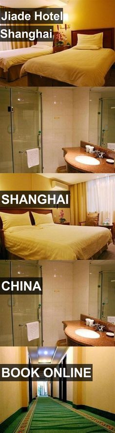 Jiade Hotel Shanghai in Shanghai, China. For more information, photos, reviews and best prices please follow the link. #China #Shanghai #travel #vacation #hotel
