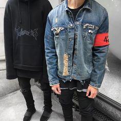 a7c47b8d86c9ba0db40c0e1bbb9d4350.jpg (640×640) http://www.99wtf.net/young-style/urban-style/mens-denim-shirt-urban-fashion-2016/