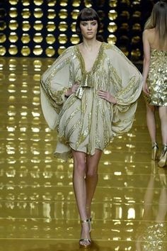 SPRING 2007 READY-TO-WEAR  Elie Saab Up. Cindylaura
