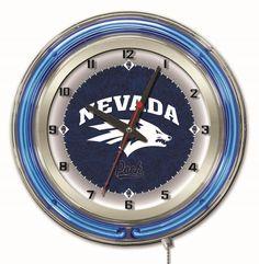 "Clock 19"" Dia. - University of Nevada"