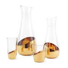 Midas Glassware Collection