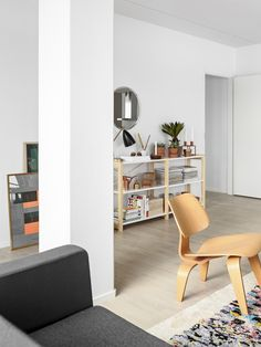 Via Susanna Vento | Eames Lounge Chair Wood | HAY | Minimal