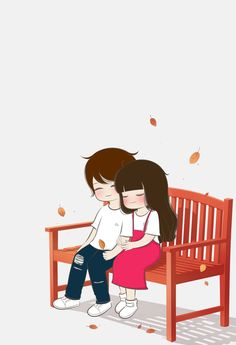 You might just want some relatable wallpaper for your desktop or smartphone. So here are Romantic Couple Cartoon Love Photos HD that you will totally love! Cartoon Love Photo, Cute Couple Pictures Cartoon, Cute Couple Drawings, Cute Couple Art, Cute Love Cartoons, Anime Love Couple, Cute Anime Couples, Cute Love Wallpapers, Cute Couple Wallpaper