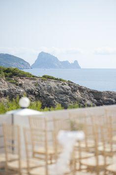 White Turquoise and Mint Ibiza Wedding