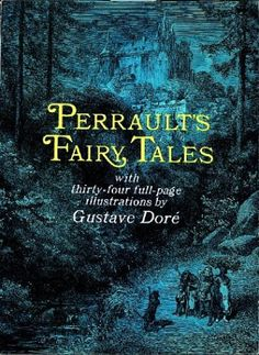 Don't be fooled, fairy tales have no sole author. Writers such as Perrault and the Brothers Grimm published the tales that floated among the towns; often times modifying them to fit social criteria and strengthen the ideologies of how a household should run. (Yet they did incorporate their own tales). Their work is amazing fun to analyze. <3