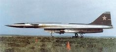 """Sukhoi T-4, """"SOTKA"""" - Looks straight out of Thunderbirds!"""