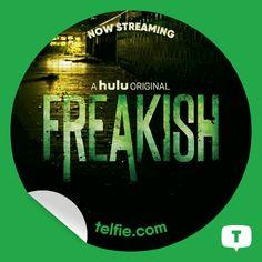 #FreakishOnHulu Now Streaming