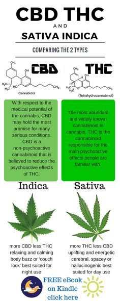#CBD #THC #indica #sativa #cannabis