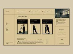 Website Design Inspiration, Blog Design, Simple Website Design, Editorial Design, Editorial Layout, Wireframe Design, Ppt Design, Layout Design, Olaf