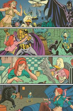 Howard the Duck 8 page 1