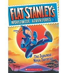 Flat Stanley's Worldwide Adventures The Japanese Ninja Surprise audiobook by Jeff Brown - Rakuten Kobo Comic Book Characters, Comic Books, Flat Stanley, Kids Book Series, Guided Reading Levels, Classroom Supplies, Real Hero, Chapter Books, Paperback Books