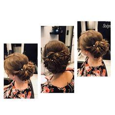 Idén is szebbnél szebb kontyok kerülnek ki a lányok kezei alól, ez hogy tetszik? :)  www.magdiszepsegszalon.hu  #instafashion #beautysalon #hairstyle #hairstyles #hairs #hairsalons #hairbunmaker #hair #prilaga #hairfashion #hairbuns #hairsalon #hairdresser #hairbun #hairofinstagram #hairoftheday #konty #menyasszony #kiengedettkonty#magdiszepsegszalon Dreadlocks, Hair Styles, Beauty, Hair Plait Styles, Hair Makeup, Hairdos, Haircut Styles, Dreads, Hair Cuts