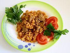 tarhonyás hús recept