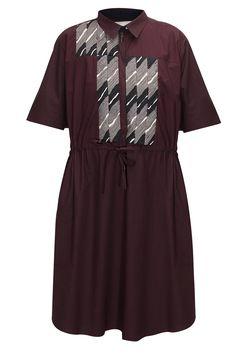 Auburn colourblocked drawstring dress  by Reboot Shop now:http://www.perniaspopupshop.com/designers/reboot #shopnow #reboot #perniaspopupshop