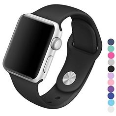 Black   Piwjo Silicone Apple Watch Band and Replacement Iwatch Ba... https://smile.amazon.com/dp/B0756CZ5R8/ref=cm_sw_r_pi_dp_x_MbEcAbW65VBP0