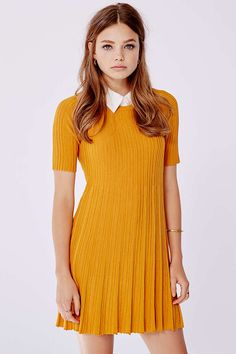 Cooperative Grace Swingy Sweater Dress