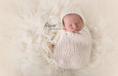 Newborn Swaddle Sack with matching bonnet - Photo Prop - Made to Order - Newborn Snuggle Sack - pinned by pin4etsy.com