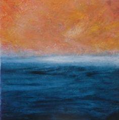 """""""Setting Sun"""" by Amanda Barden"""