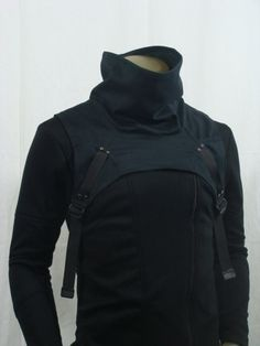 Badland Cowl- Black