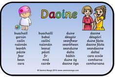 The Primary Education Hub Primary Teaching, Teaching Aids, Primary Education, Irish Gaelic Language, Gaelic Irish, 6 Class, Irish People, Language Activities, Ireland
