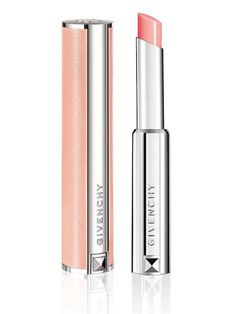 Givenchy Le Rouge Perfecto Beautifying # 01 Perfect Pink Lip Balm for Women, Ounce Givenchy, Tinted Lip Balm, Perfume, Perfect Pink, Lip Care, Pink Lips, Red Lips, Lipstick Colors, Lip Makeup