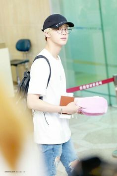 Seokjin, Beijing, Hats, Bts Photo, Fashion, Moda, Hat, Fashion Styles, Fashion Illustrations