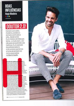 Men´s Health 2014 | Doutor 2.0 Part II