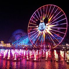 Disney California Adventure Park v Anaheim, CA