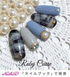 オールシーズン/旅行/デート/女子会/ハンド - Ruby Cuore (ルビークオーレ)のネイルデザイン[No.3750417]|ネイルブック Japanese Nail Art, Jam And Jelly, Gemstone Rings, Jewelry, Design, Jewlery, Jewerly, Schmuck