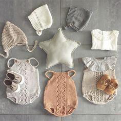 "1,479 Likes, 32 Comments - Vigdis Vikeså Drange (@mrsdrange) on Instagram: ""| Baby Knits | #iloveknitting #babyknits #knitting_inspiration #knitting_inspire…"""