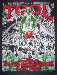 What this site needs is a stinkfist of Tool tour posters - Amphigories with Louie Bodies