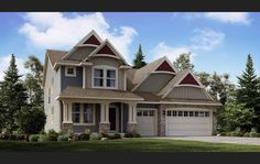2015 Spring Parade of Homes | St. Croix II home in Cottage Grove!