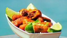 BLOG DO VOVO CARLAO: Bolinho de abóbora com carne secaIngredientes:1,5 ...