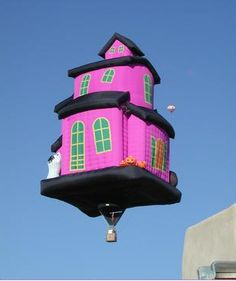 Up up and away ballooning on pinterest hot air for Housse ballon yoga