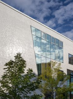 KUBE Building, Copenhagen, Denmark. Trencadis Facade Architecture, Louvre, Culture, Building, Copenhagen Denmark, Travel, Arquitetura, Parks, Viajes