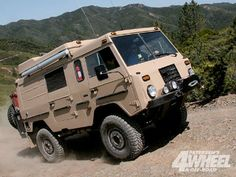small expedition vehicles - Google Search
