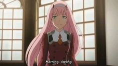 Querida No Franxx, Simple Anime, Anime Music Videos, Anime Wallpaper Phone, Okikagu, Avatar Aang, Zero Two, Anime Boyfriend, Darling In The Franxx
