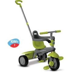 Buy Smart Trike Breeze Trike - Green and Grey at Argos.co.uk - Your Online Shop for Baby trikes.