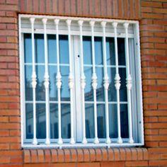 rejas metalicas para ventanas - Buscar con Google