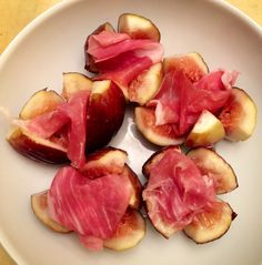 Fig prosciutto Inspired by Sicily