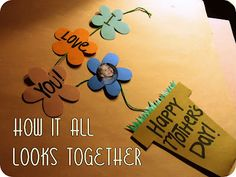 KareWares: DIY Mother's Day flower pot card